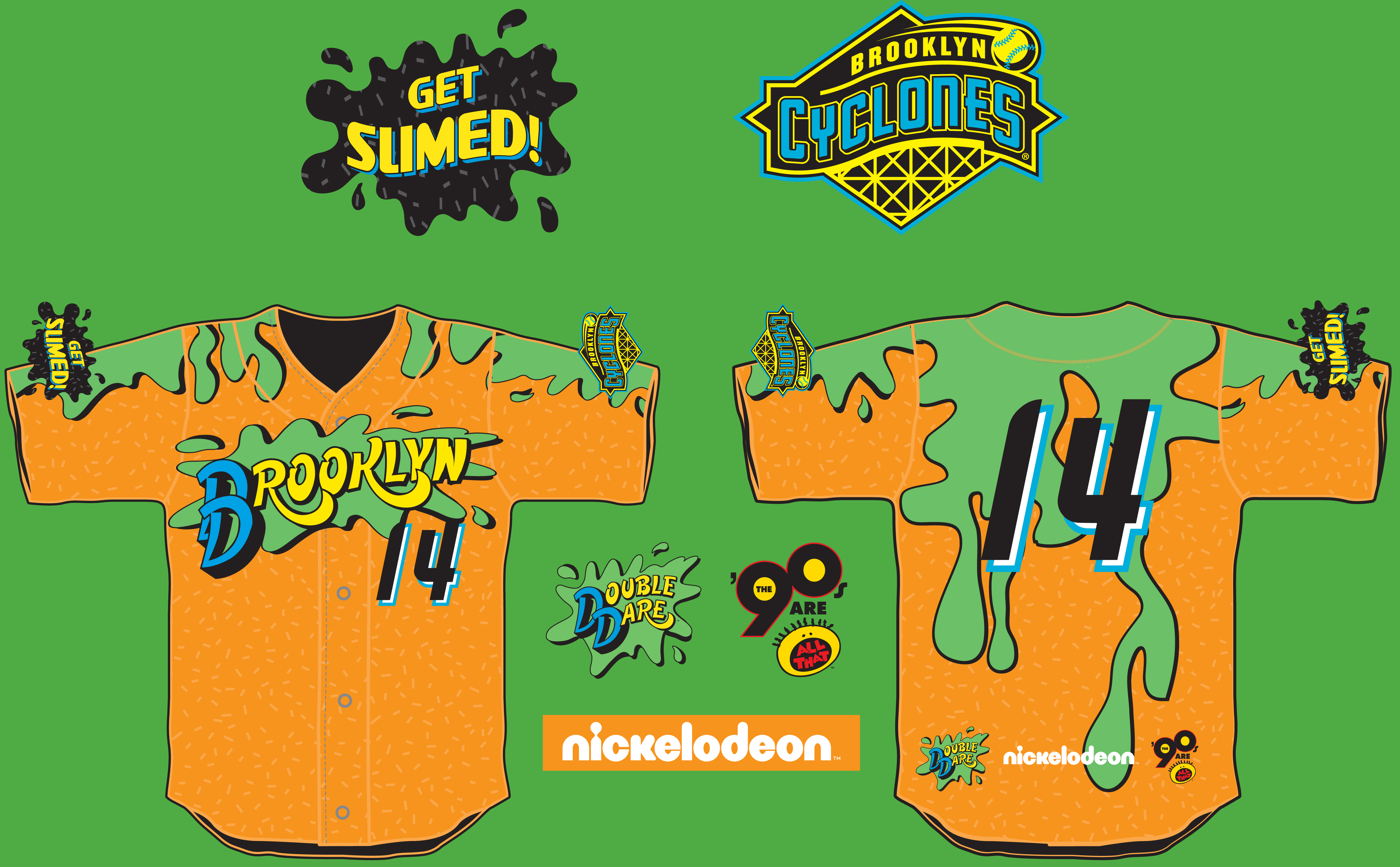 Brooklyn Cyclones To Host A Nickelodeon-Themed Night