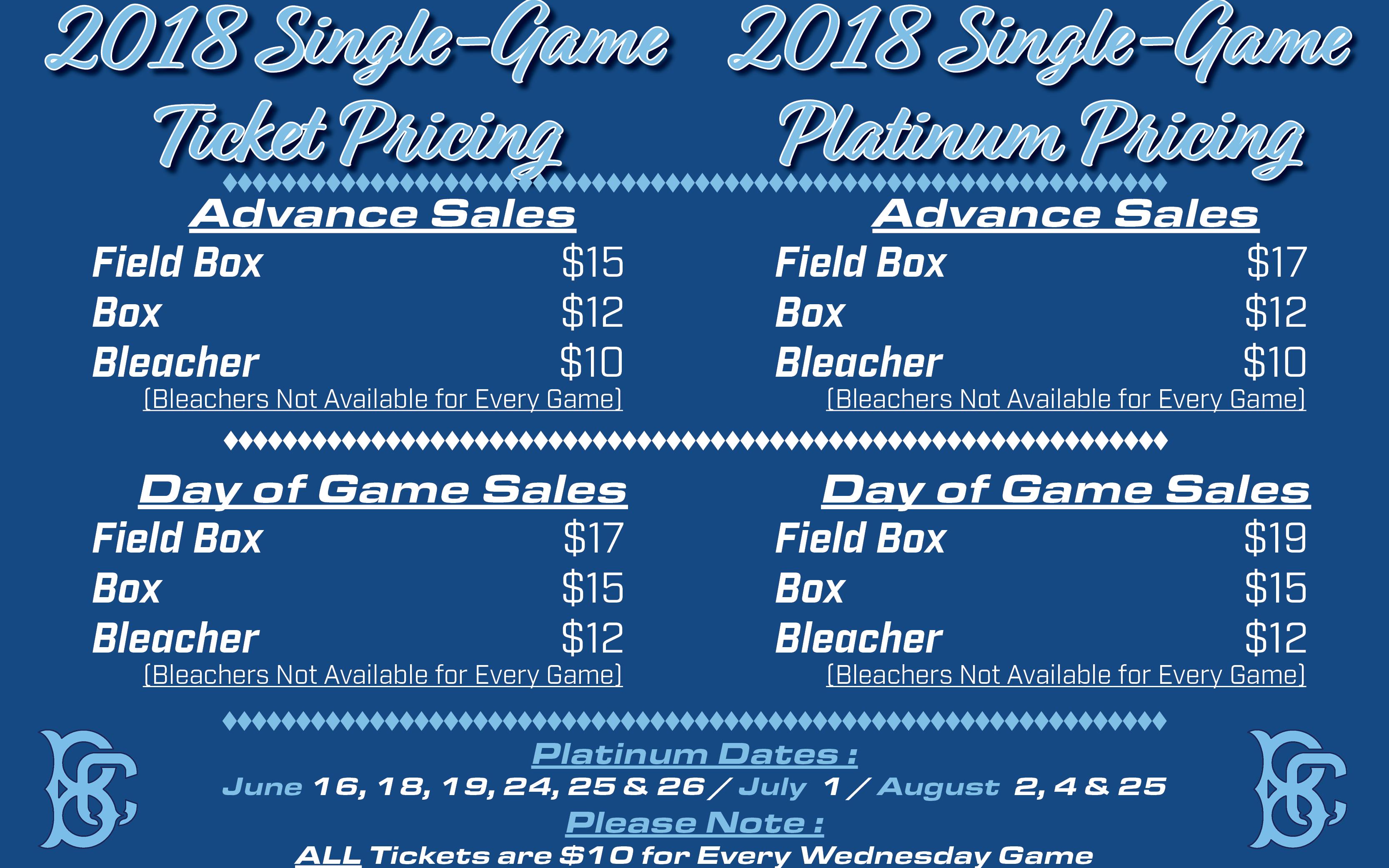 brooklyncyclones.com: Promo Schedule