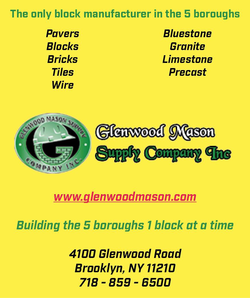 Glenwood Mason