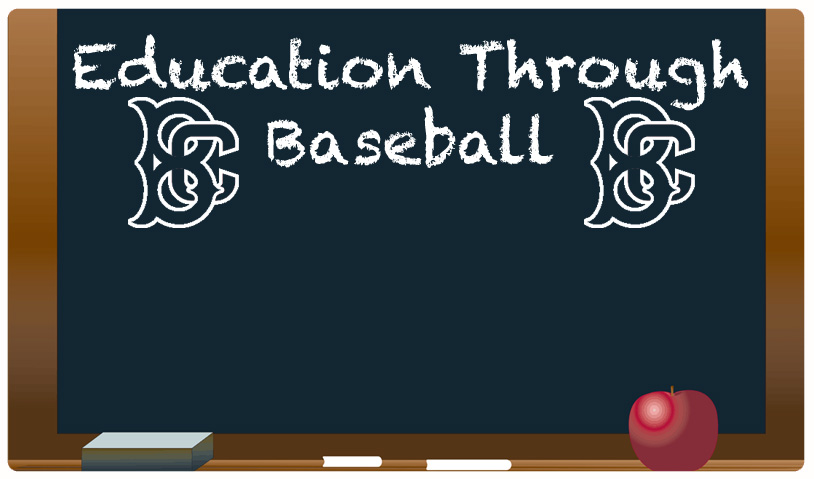 EDUCATION THROUGH BASEBALL