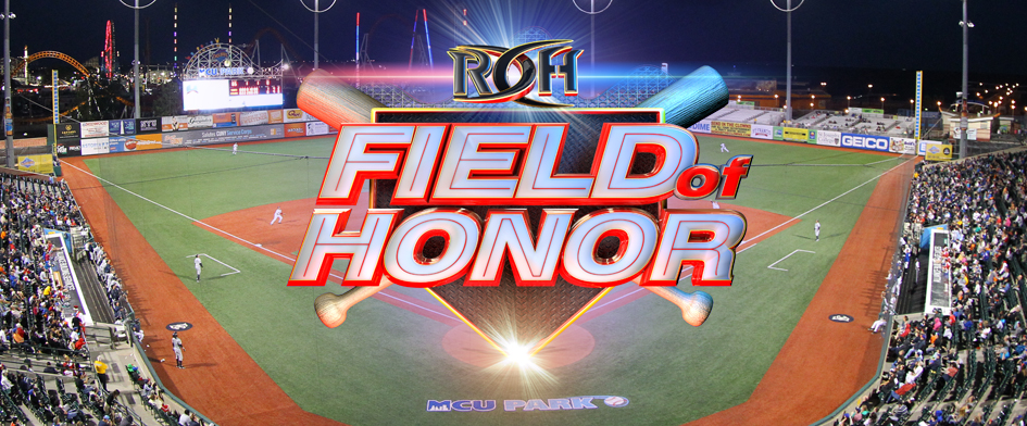 RING OF HONOR WRESTLING AT MCU PARK TONIGHT