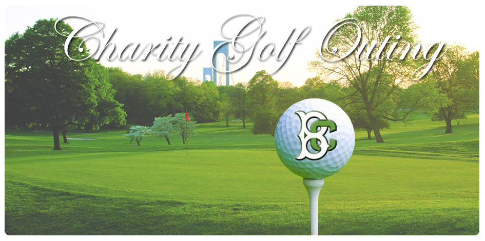 7th ANNUAL CHARITY GOLF OUTING -- AUGUST 5th