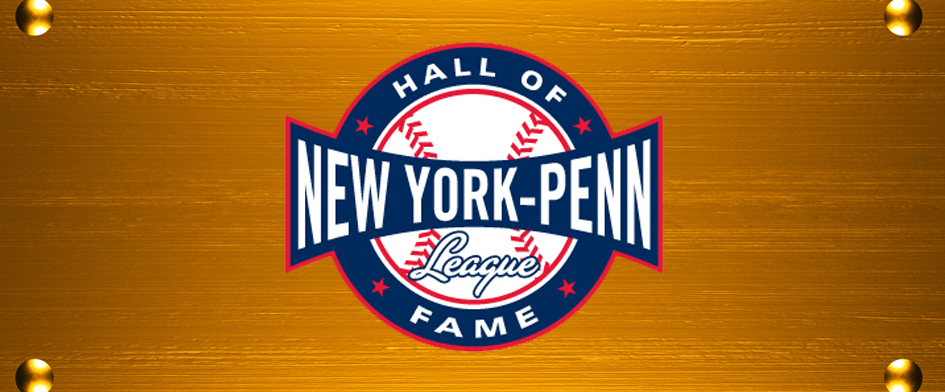 NEW YORK-PENN LEAGUE HALL OF FAME - CLASS OF 2014