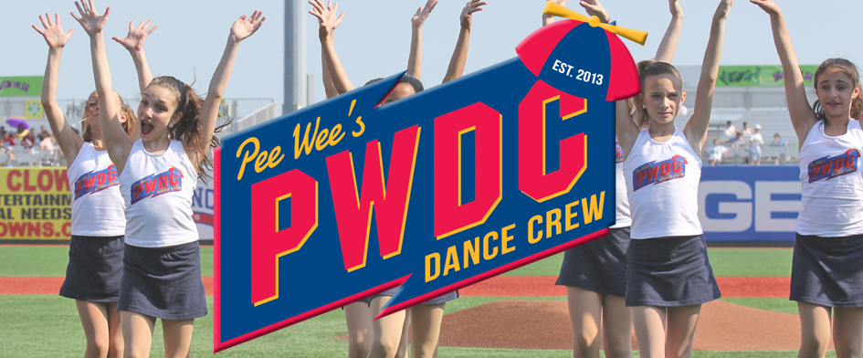 PEE WEE'S DANCE CREW AUDITIONS - MAY 3rd