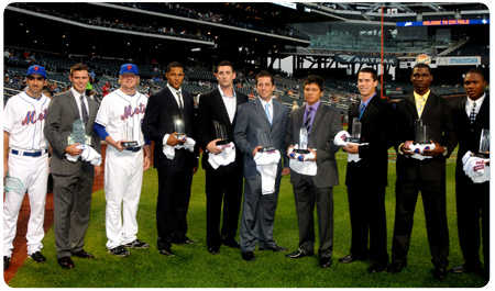 FORMER CYCLONES HONORED BY METS
