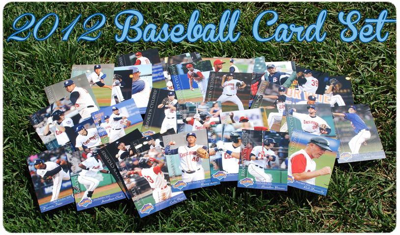 BASEBALL CARD SETS ON-SALE NOW
