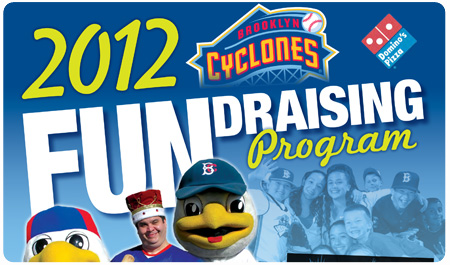 THE 2012 FUNDRAISING PROGRAM