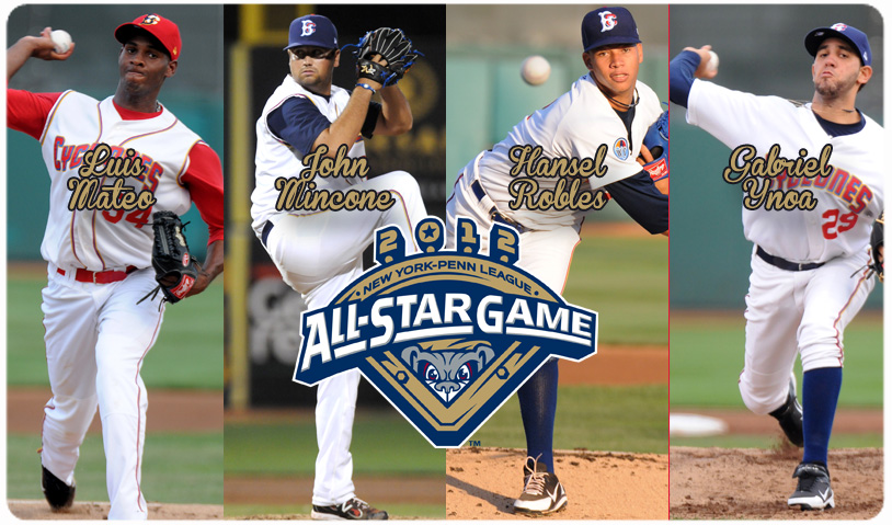 FOUR CYCLONES NAMED TO ALL-STAR TEAM