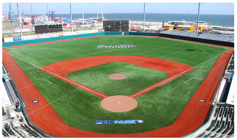 MCU PARK RENOVATIONS NEAR COMPLETION