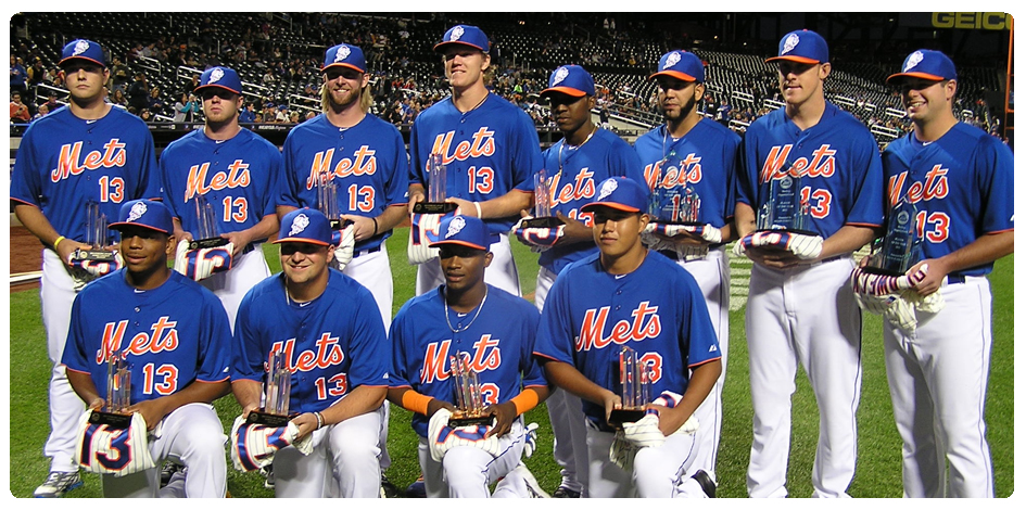 METS ANNOUNCE STERLING AWARD WINNERS
