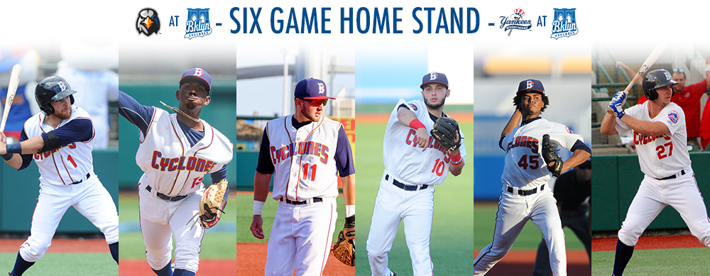 SOMETHING FOR EVERYONE THIS WEEK AT MCU PARK