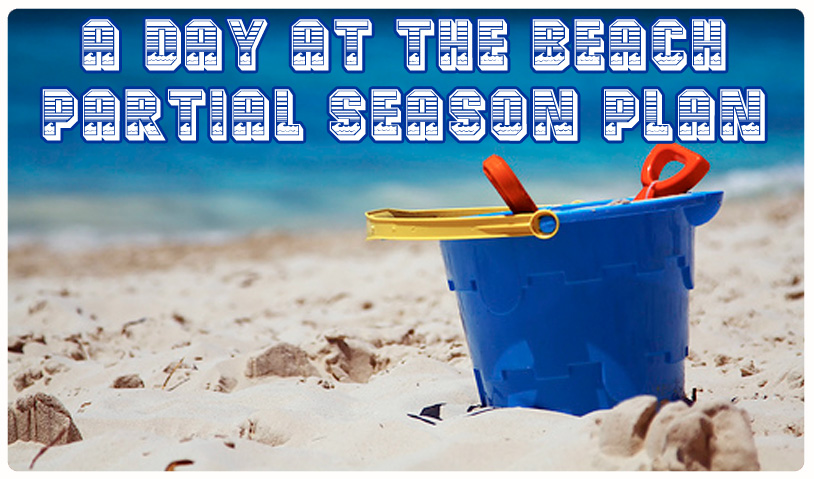 SPEND YOUR WEEKENDS ON THE BEACH AT MCU PARK