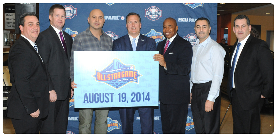 2014 NYPL ALL-STAR GAME COMING TO MCU PARK