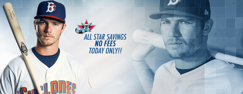 ALL-STAR SAVINGS: NO FEES ON SIX-GAME HOMSTAND