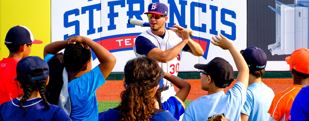 CYCLONES BASEBALL CAMP:  JULY 17 - 19