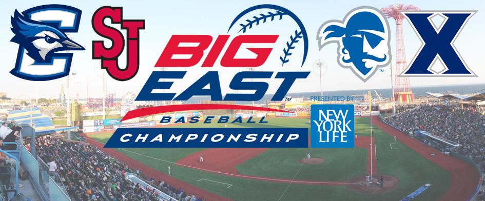 CREIGHTON AND XAVIER IN SUNDAY'S BIG EAST FINAL