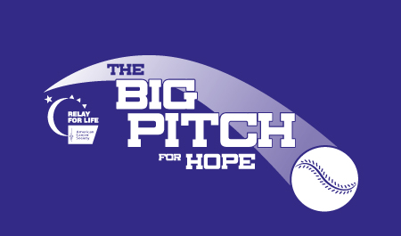 THE BIG PITCH FOR HOPE BEGINS APRIL 30th
