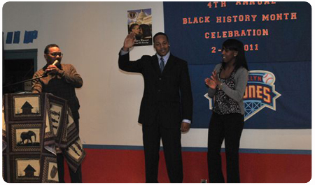 CYCLONES CELEBRATE BLACK HISTORY MONTH