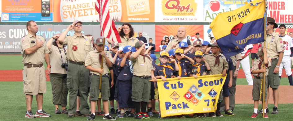 BOY SCOUT NIGHT - JUNE 27th