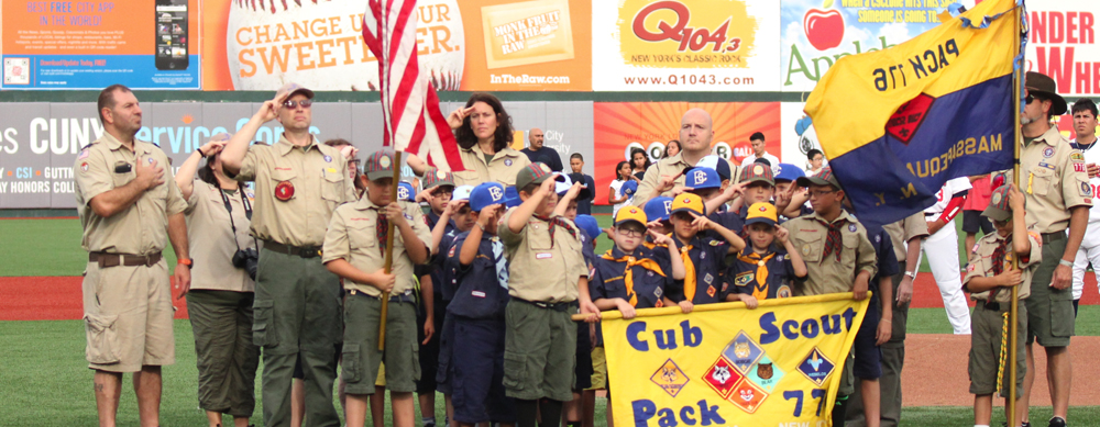 BOY SCOUT SLEEPOVER POSTPONED