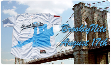 SHOW YOUR BROOKLYN PRIDE - AUGUST 17th