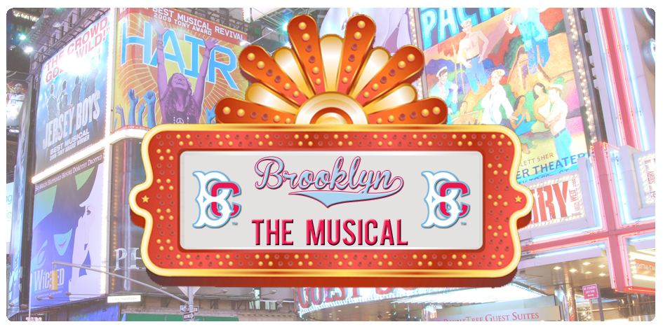 BROOKLYN:  THE MUSICAL - JUNE 23rd