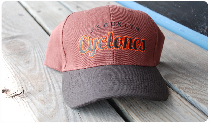 CYCLONES CAP GIVEAWAY - AUGUST 11th