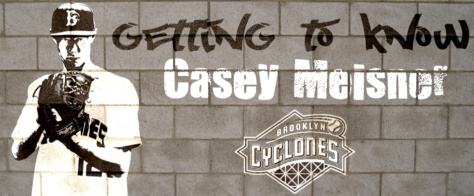 KNOW YOUR CYCLONES:  CASEY MEISNER