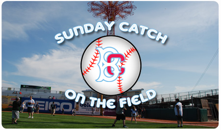 SPEND YOUR SUNDAY AT MCU PARK - JULY 3rd