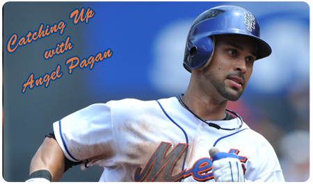 ONE-ON-ONE WITH ANGEL PAGAN