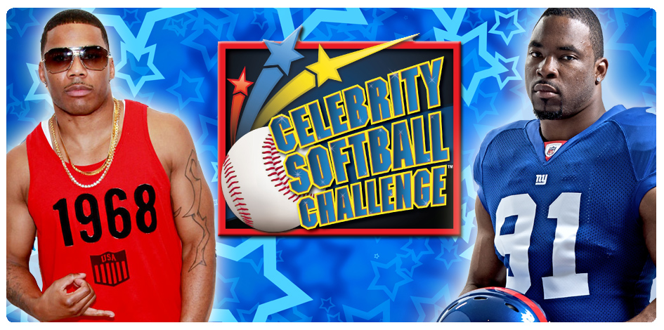 CELEBRITY SOFTBALL CHALLENGE AT MCU PARK