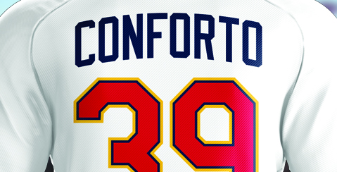 226ab6bd2 Michael Conforto Jersey Package