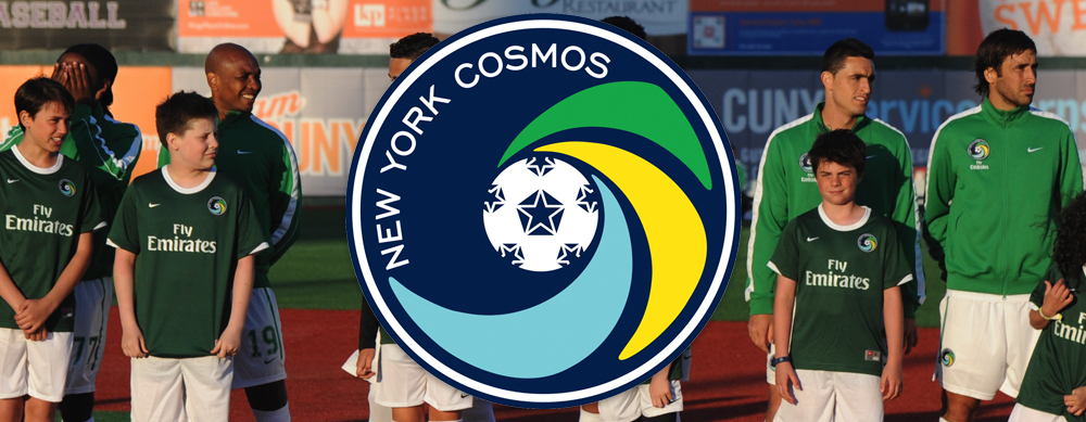 PRE-GAME SOCCER CLINIC WITH THE COSMOS THIS SUNDAY