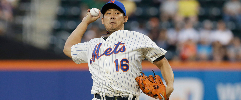 DAISUKE MATSUZAKA TO PITCH IN BROOKLYN THURSDAY