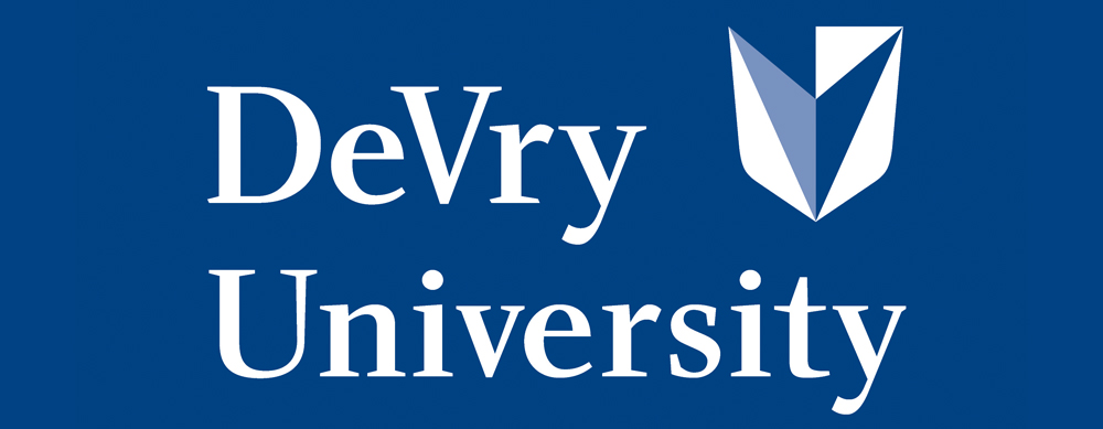 DeVRY UNIVERSITY STUDENT OF THE MONTH