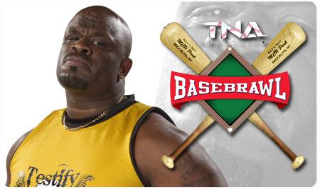 TNA WRESTLING'S DEVON AT MCU PARK WEDNESDAY
