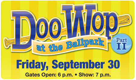 DOO WOP IN THE BALLPARK TICKETS ON SALE NOW