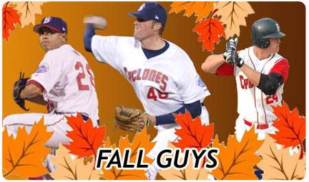 FORMER CYCLONES IN THE ARIZONA FALL LEAGUE