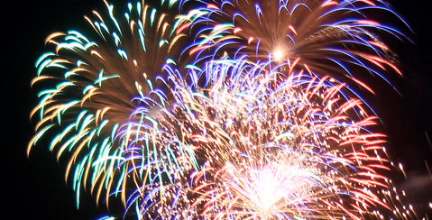 FIREWORKS AT MCU PARK ON FRIDAY