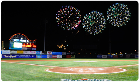 AN EXPLOSIVE SUMMER AT MCU PARK