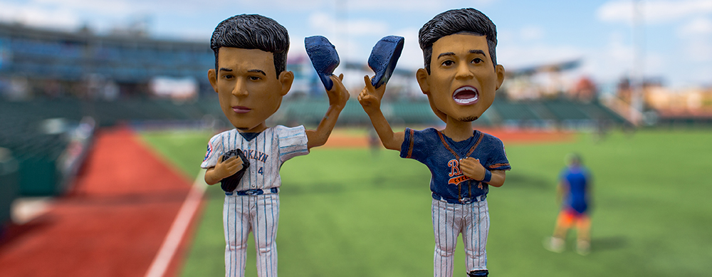 WILMER FLORES BOBBLEHEAD THIS SUNDAY
