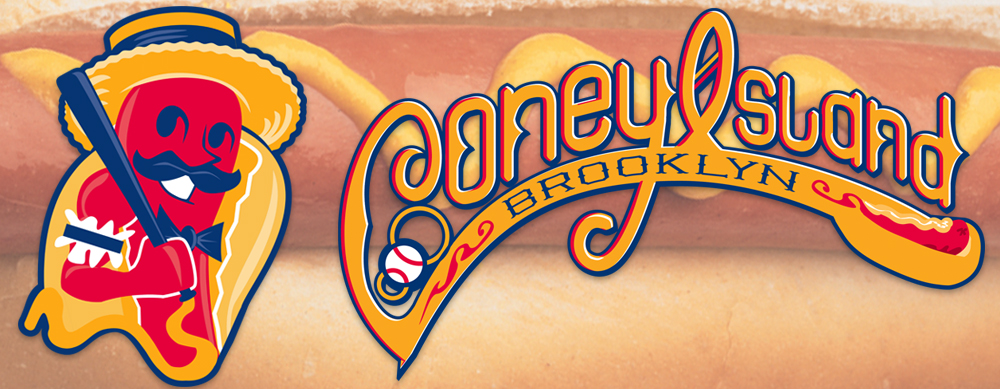 CYCLONES TO BECOME CONEY ISLAND FRANKS - JULY 3rd