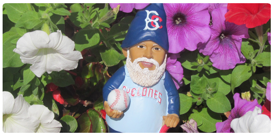 GARDEN GNOME GIVEAWAY - JULY 19th