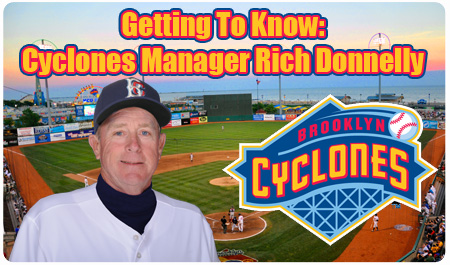 MEET CYCLONES SKIPPER RICH DONNELLY