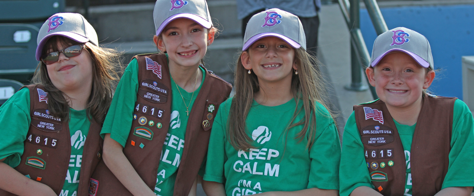 GIRL SCOUT NIGHT - JUNE 26th