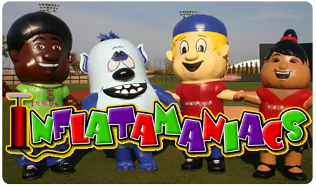 INFLATAMANIACS MAKE MCU PARK DEBUT - AUGUST 2ND