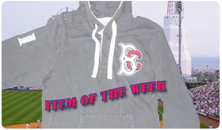ITEM OF THE WEEK: RUGBY HOOD