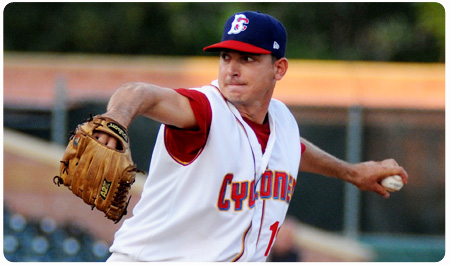 NO BULL - CYCLONES PEN SHUTS DOWN LOWELL IN 4-1 WIN