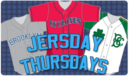 JERSDAY THURSDAY DESIGNS ANNOUNCED!!!