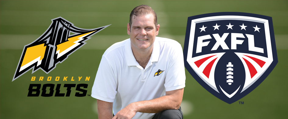 FXFL ANNOUNCES LEAGUE COACHING STAFFS